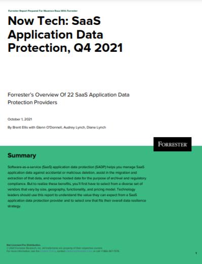 Forrester-NoTech-Q42021
