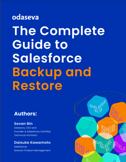 Salesforce Data Backup and Restore Guide Thumb